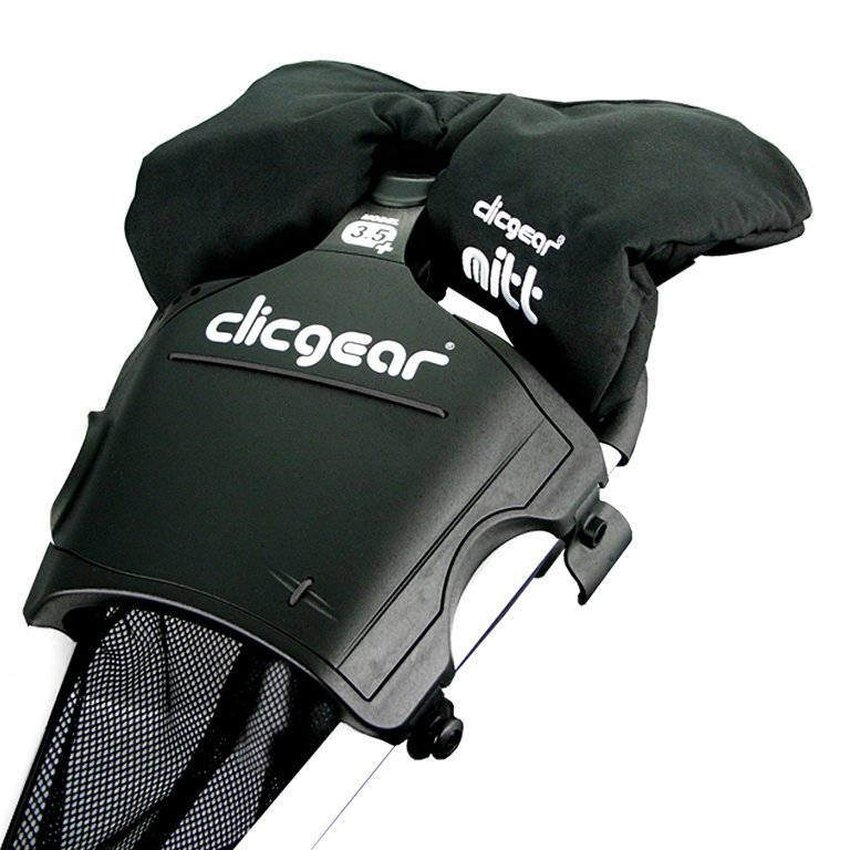 Clicgear Push Cart Mitts - Waterproof, Windproof Golf Mittens
