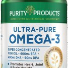 Ultra Pure Omega - 3 by Purity Products