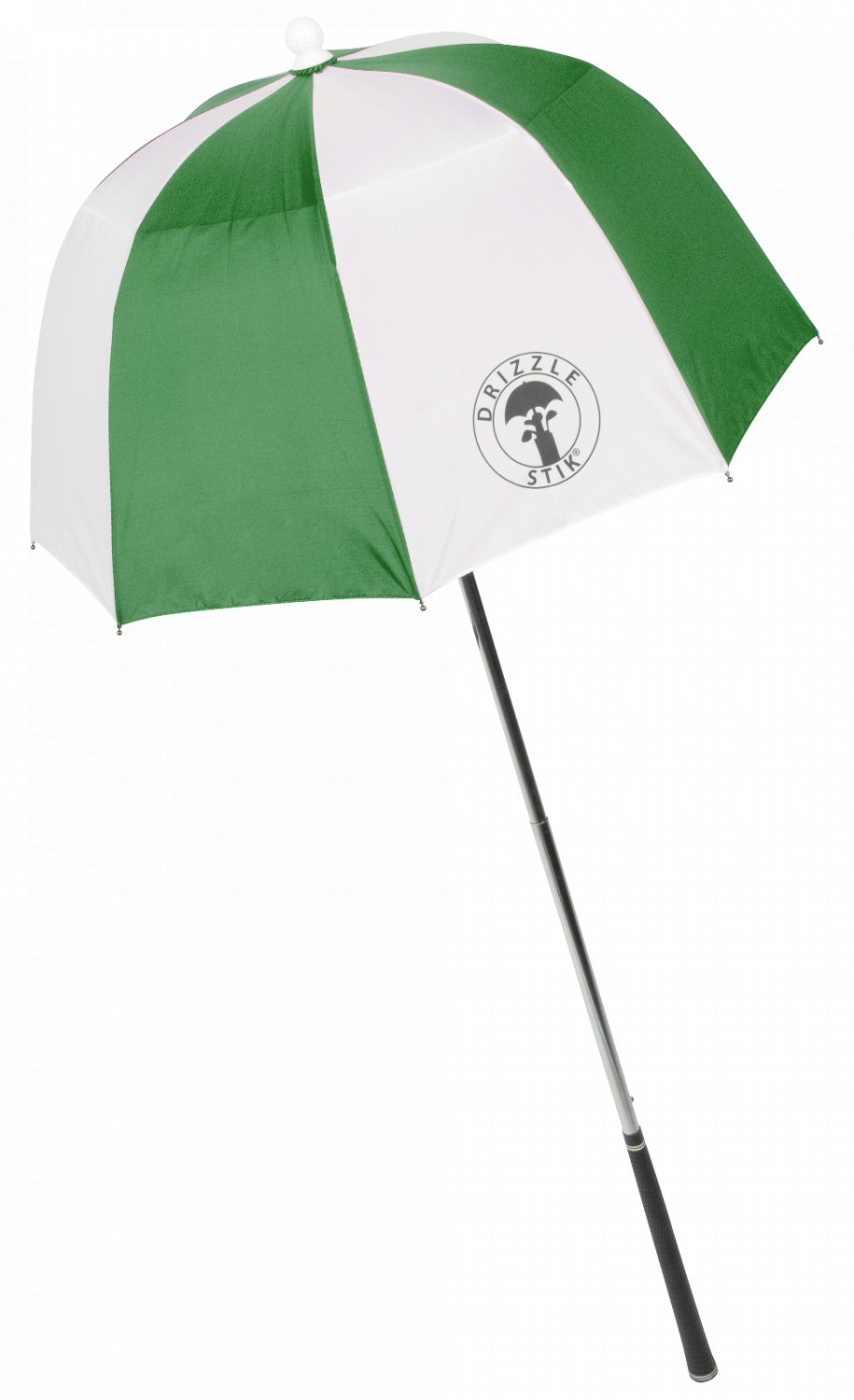 Drizzle Stik Flex Golf Gear Bag Umbrella - Green