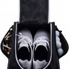 Athletico Golf Shoe Bag - Zippered Shoe Carrier Bag
