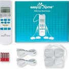 Easy@Home TENS Unit Muscle Stimulator - Electronic Pulse Massager,