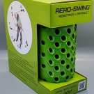 AERO-SWING - Green - Revolutionary Swing Speed Trainer - HIT Golf Balls While Training!!!
