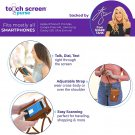 Touch Screen Purse Fits Most Smartphones – Stylish Crossbody with Shoulder Strap