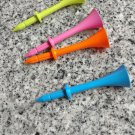 Unbreakble golf Tee (2) 3.25 inches....Many Colors