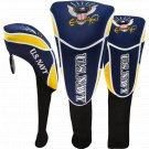 Hot-Z Military Navy Head Cover Set