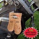 MySack Senior Edition Golf Ball Storage Bag