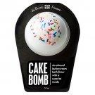"Da Bomb Bath Fizzers ""CAKE"" Bath Bomb - 3.5oz"
