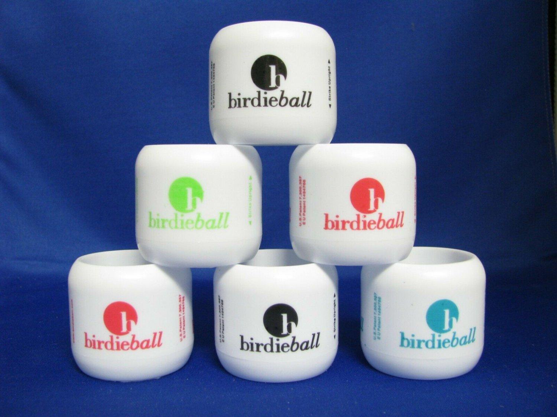 BIRDIE BALLS...6  Balls...PRACTICE AID