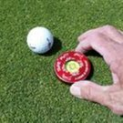 Sure Putt golf putting aid means simply: With this you make more putt....