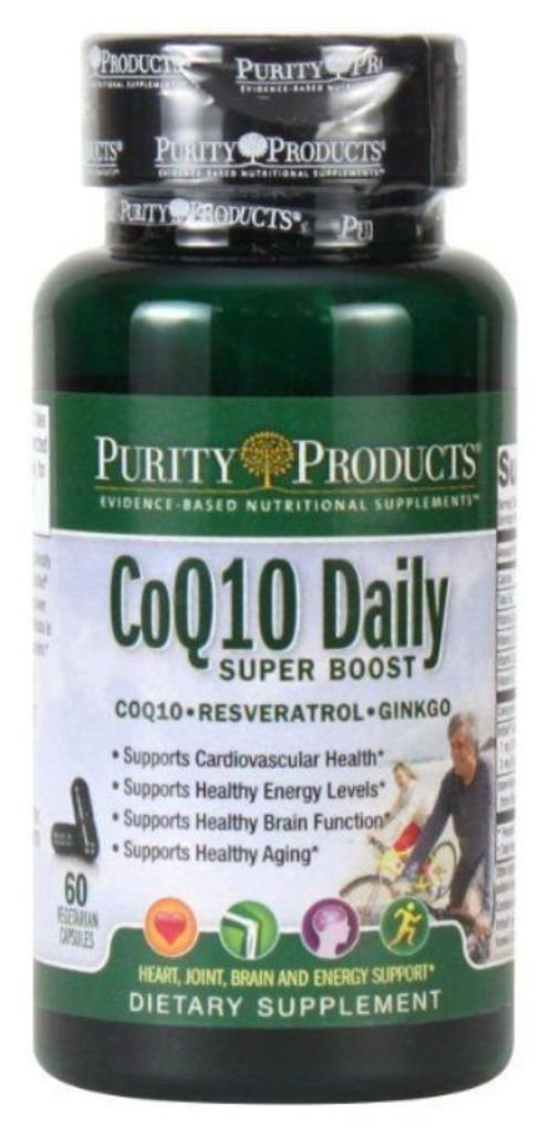 C0Q10 Daily with Super Boost