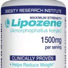 Lipozene 1500mg  (30 capsules) Weight Loss Miracle