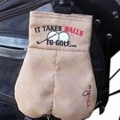 MySack Golf Ball Storage Bag | This Funny Golf Gift Is Sure to Get a Laugh |