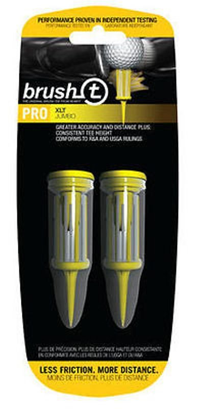 One 2 pak of XLT Jumbo Brush Tees