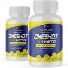 KETO ONESHOT™ ADVANCED WEIGHT LOSS (60 pills- One Bottle)
