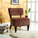 Stylish Leopard Accent Chair (ZH107)