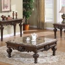 T388 Traditional Living Room Coffee Table Set