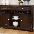 D1881 – Mc Gregor Walnut Side Board Dining Collection