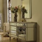 FRA2011 – Nicolette Bedroom 6 Drawer Dresser & Mirror
