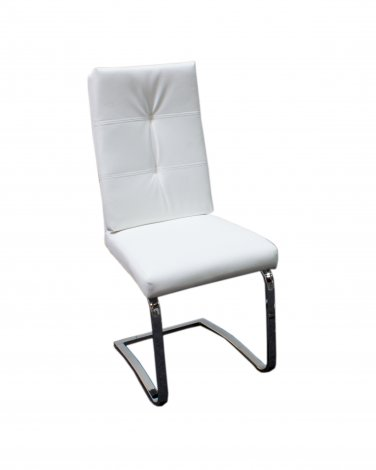 X894 � Modern Home Dining 4 Pcs Side Chairs (White)
