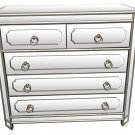 T1860 – Mya Silver Mirrored Hall Chest