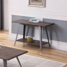 DX1720, Denver Industrial Antique Brown Living Room Sofa Table
