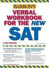 Verbal Workbook for the NEW SAT (Barron's Verbal Workbook for Sat I) (Paperback)