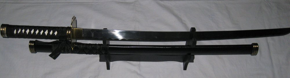 "Final Fantasy Masamune Sephiroth's Sword 38"" W/Stand"