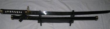 "Final Fantasy Masamune Sephiroth's Sword 38"" W/Stand"
