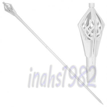 The Staff of gandalf White From LOTR