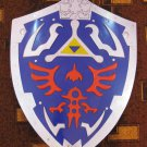 Legend Of Zelda Hylian Shield With Wall Plaque