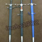 LOTR Anduril Sword of Aragorn + Aragorn Strider Sword + Glamdring of Gandalf