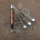 Mace Spiked 3 Ball Morning Star Medieval Fighting Weapon