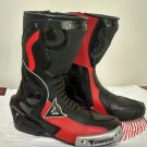 Dainese Men's Motorcycle Boots Riding Leather Boots in All Size