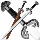 Eowyn Sword From Lord Of The Ring With Wooden Stand