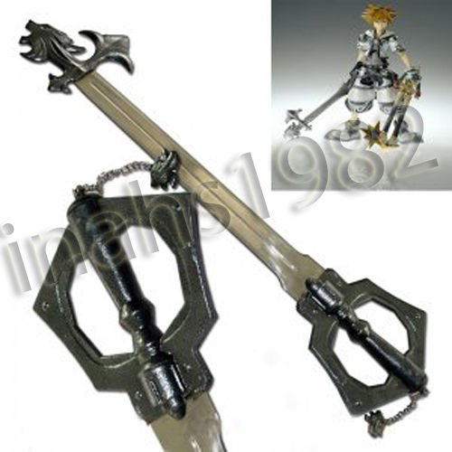Kingdom Heart Lion Head Keyblade With Display Stand.....