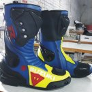 Suzuki Men's Motorcycle Boots Riding Leather Boots in All Size