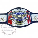 United States WWE Heavyweight Wrestling Champion Belt