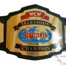 WCW TBS World TELEVISION Wrestling Championship Belt 2mm Brass