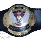 THE HITMAN The Excellence Of Execution Bret Hart Wrestling Belt