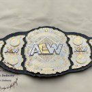 AEW World Championship Wrestling Replica Leather Belt