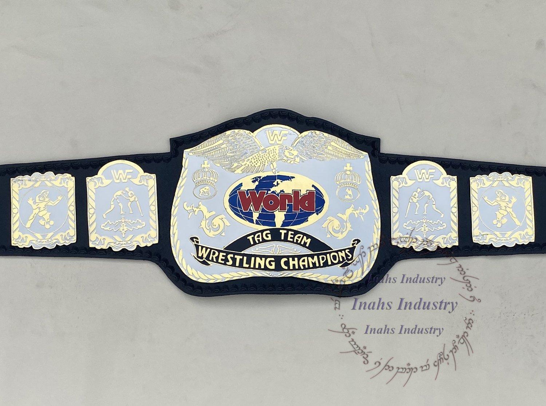WWF World TAG TEAM Wrestling Championship Belt