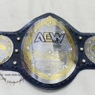 AEW World Women's Wrestling Champion Belt Dual Layer 4mm Plates
