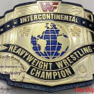 WWF Replica Intercontinental Heavyweight Wrestling Championship 4mm Zinc Plates