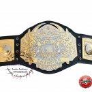 TNA World Heavyweight Championship Wrestling Dual Plating Replica Adult Belt