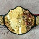 WWE Big Gold World Heavyweight Wrestling Championship Replica Belt Big 2mm