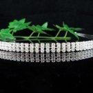 wedding tiara bridal accessories crystal headpiece regal imperial comb 1314S