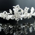 Bridal accessories; wedding tiara; aloy crystal handmade headband ; elegant headpiece kc1214