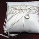 handmade ivory satinbridal ring pillow ribbon veil,bridesmaid wedding accessories r989i