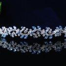 wedding accessories swarvoski crystal tiara bride rhinestone sparkle bridal tiara headband 46