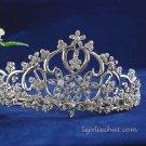 Elegant Pageant Bridal Wedding Princess Rhinestone Tiara Crown Headband bridal tiara 112s
